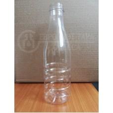 Бутылка ПЭТ ЕПТ  09.014-0,9 молоко