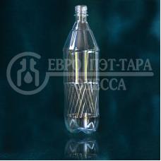 Бутылка ПЭТ ЕПТ 1.007 - 1,0 л