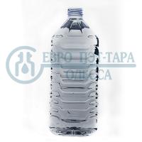 Бутылка 5,0 литра