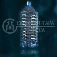 Бутылка ПЭТ ЕПТ 6.006 - 6,0 л.